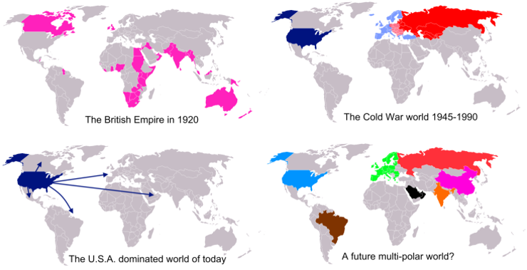how the superpowers achieved their position of dominance in ww2 07102015 how europe conquered the world  the reasons for europe's dominance  costs involved—not even the risk of losing their thrones after a.